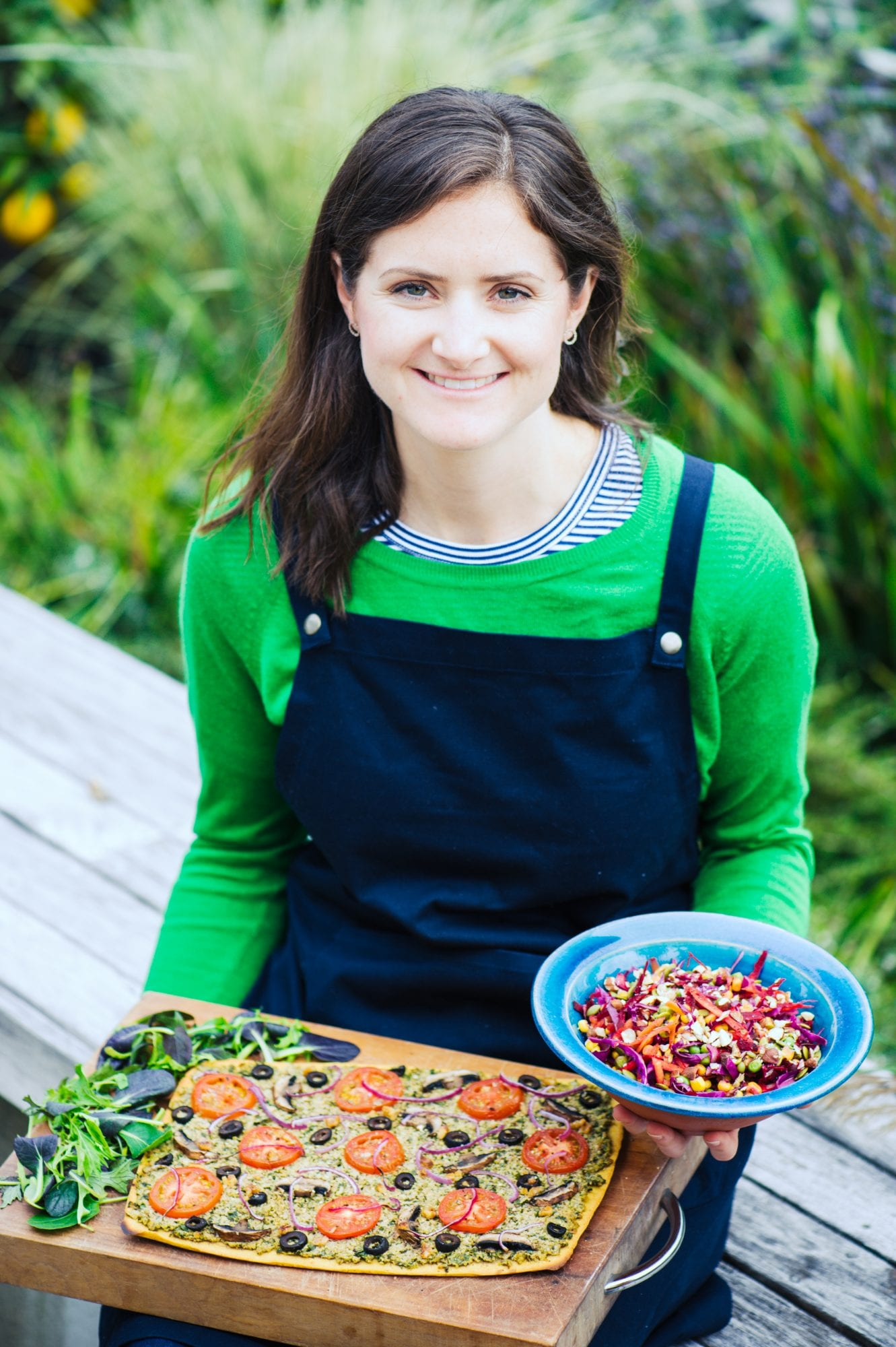 Hannah OMalley, founder of The Better Base talks about healthy plant-based vegan lifestyle