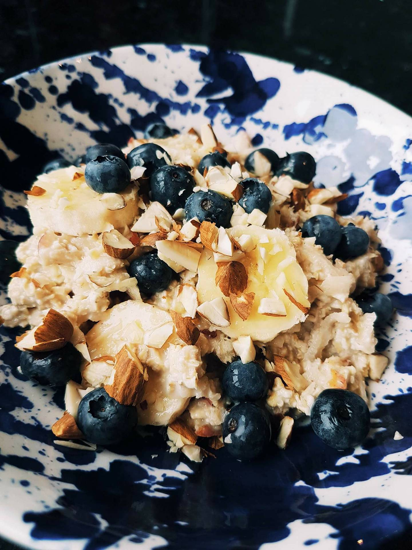 Bircher Muesli vegan dairy free breakfast recipe