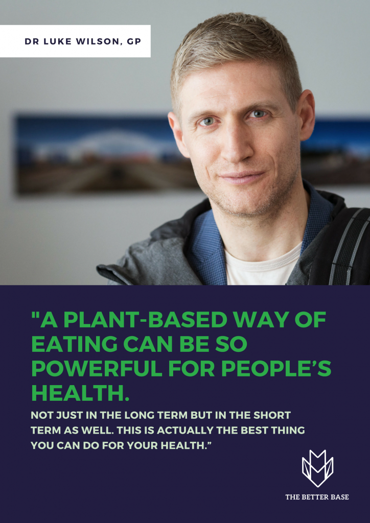 Dr Luke Wilson New Zealand Plant-based Expert